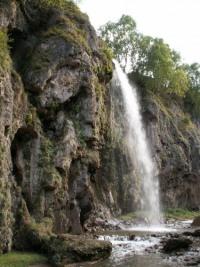 Водопад виктория замерз водопады